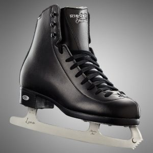 Riedell 19 Emerald Figure Skate Boys